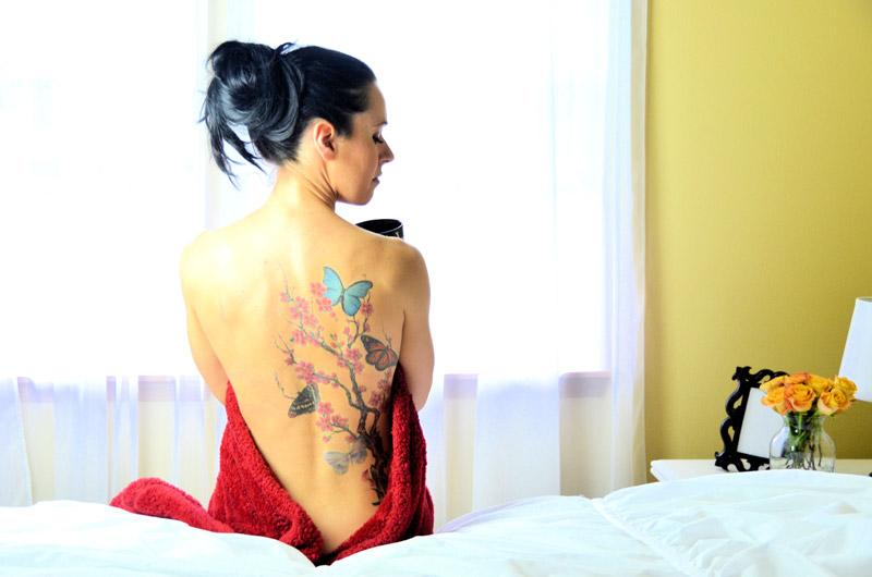 Tiffany Sawyer - West Coast Ink